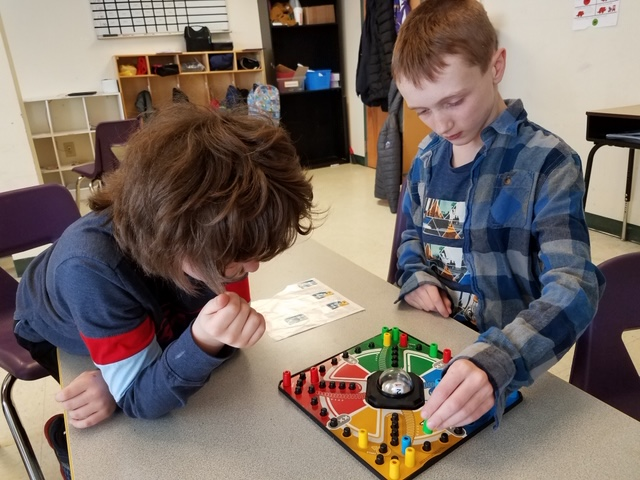 Group activities in the classroom can help form skills for school